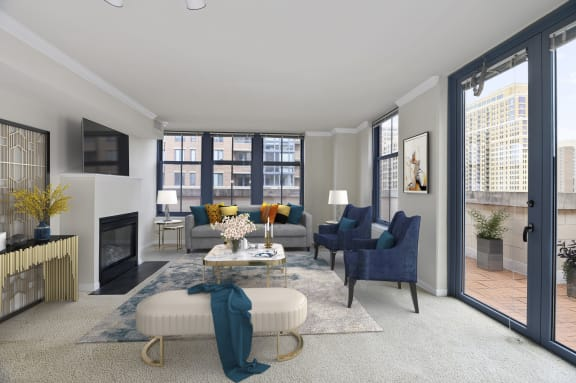 The Gramercy Apartments