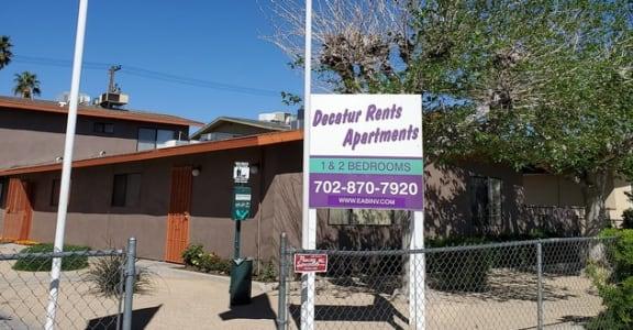 Decatur Rents Apartments In Las Vegas Nv Rentcafe