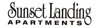 Sunset Landing Apartments logo