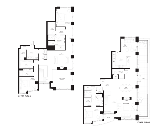 North 3101 penthouse at The Bravern, WA, 98004