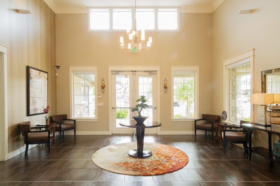 Beautiful Entrance at Talavera at the Junction Apartments & Townhomes, Midvale