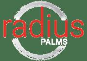 Radius Palms Property Logo