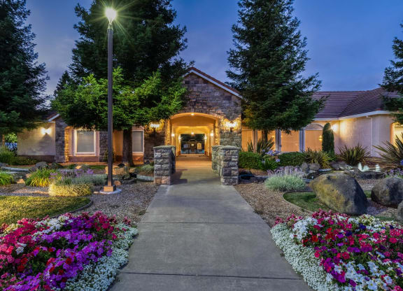 Our On-Site Management Office at Windsor at Redwood Creek, Rohnert Park, California