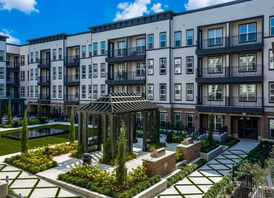 Harper's Court in Harper's at The Sound Luxury Apartments in Coppell, Valley Ranch, Texas