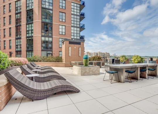 Modern and Classically Comfortable Homes at IO Piazza by Windsor, Arlington, Virginia