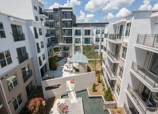 Luxury Apartment Living at Morningside Atlanta by Windsor, 1845 Piedmont Ave NE, Atlanta