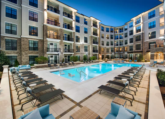 Luxury Apartment Homes Available at Windsor Chastain, 255 Franklin Rd, Atlanta