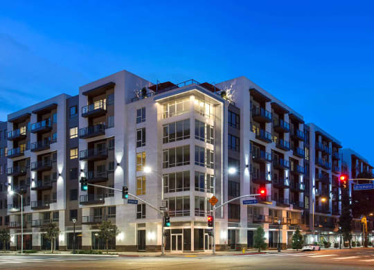 Ideal Downtown Location at 1000 Grand by Windsor, Los Angeles, CA