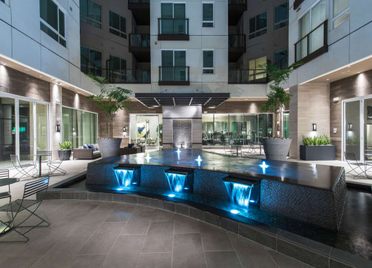 Urban Living Life at 1000 Grand by Windsor, Los Angeles, California