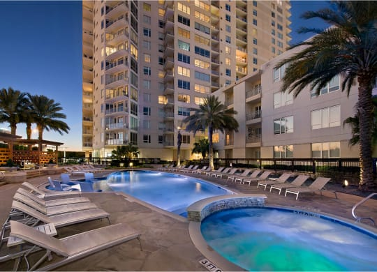 Elevated Amenities Package at Windsor Memorial, Houston, Texas