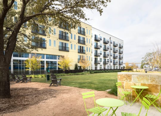 Convenient access to 121 and the Dallas North Toll way from Metro West, Plano, Texas