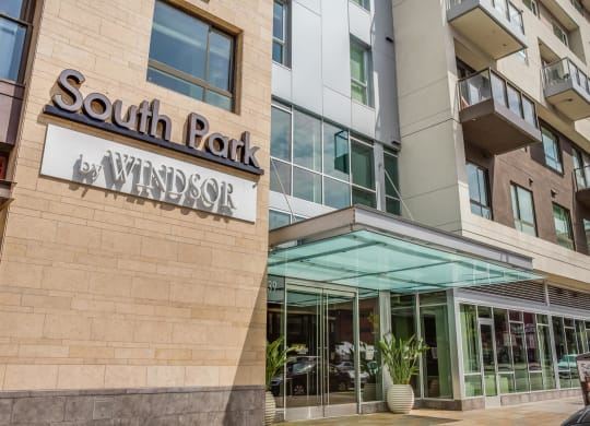 Professional, On-Site Management at South Park by Windsor, Los Angeles, California
