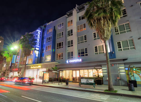 Miracle Mile is surrounded by the best in culture, shopping, restaurants and entertainment at 5550 Wilshire at Miracle Mile by Windsor, Los Angeles, 90036