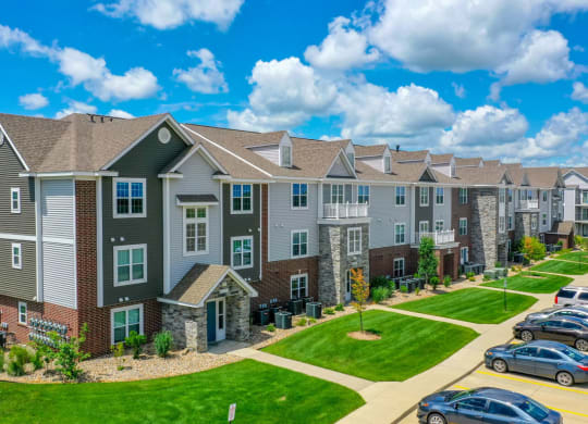 Elegant Exterior View at Fieldstream Apartment Homes, Ankeny, 50023
