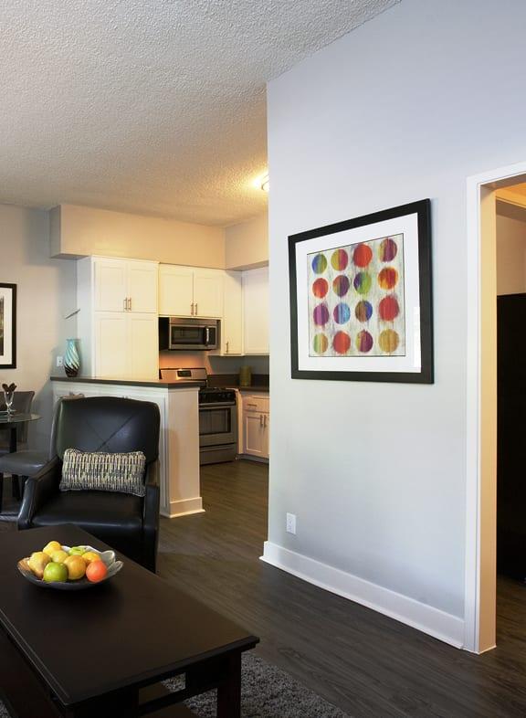 Axiom Westwood Luxury Apartments Model