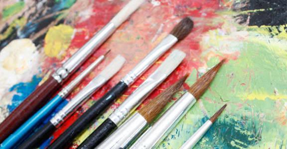 Rivers Edge offers an Art Studio