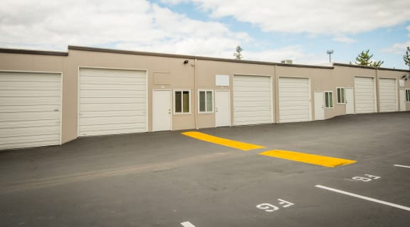 Burnham Storage Building Exteriors