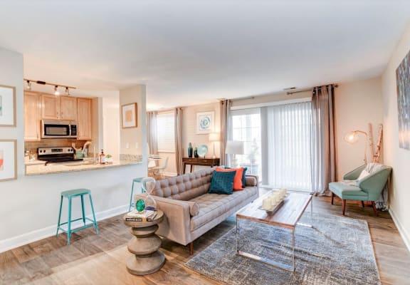 Ellicott Grove Living Room