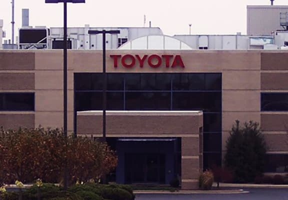Toyota Manufacturing Plant Near Vail Estates Apartments 100 S Richland Creek Dr, Princeton, IN 47670