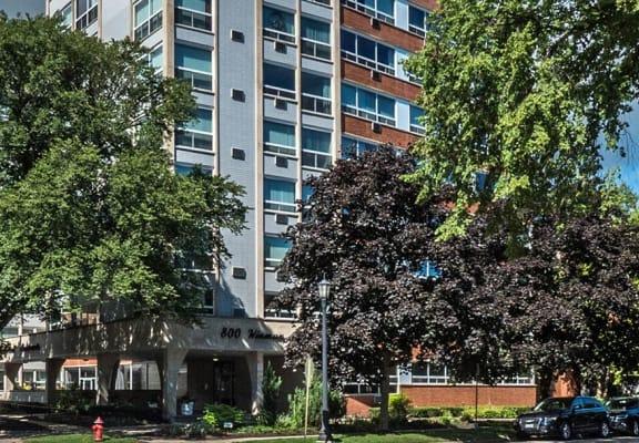 Evanston Apartment