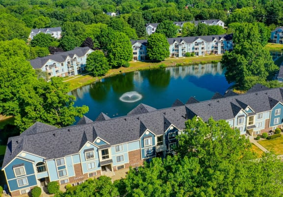 Lake-View at North Pointe Apartments, Elkhart, IN, 46514