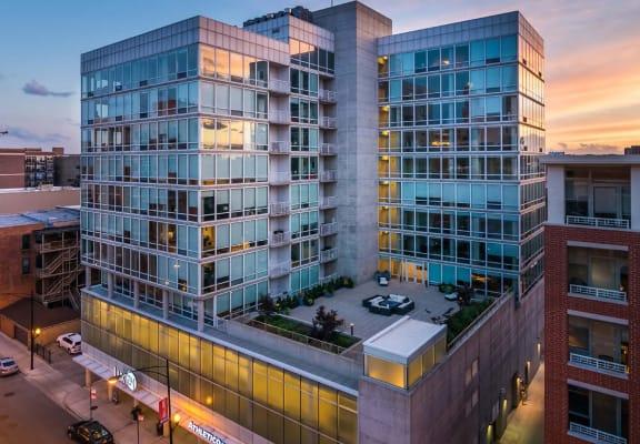 Convenient Location at 24 S Morgan Apartments, 24 S. Morgan St., 60607