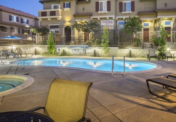 Apartments in Roseville, CA l Adora Apartments | Pool