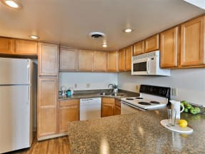 Gourmet Kitchens at Paradise Palms, Phoenix,Arizona