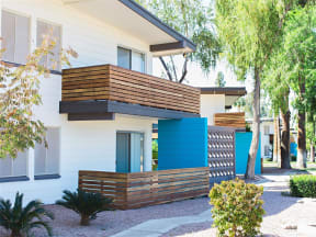 Personal Patio or Balcony at Paradise Palms, Phoenix, AZ