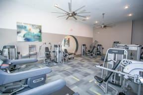Fitness Center 4