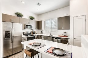Gourmet Kitchens at Avilla Camelback Ranch, Arizona, 85037