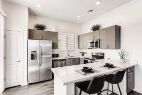 Gourmet Kitchen With Island at Avilla Camelback Ranch, Arizona