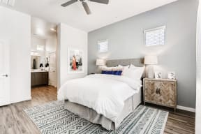 Bedroom with Private Bath at Avilla Camelback Ranch, Phoenix