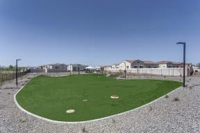Dog Park at Avilla Camelback Ranch, Phoenix, AZ, 85037