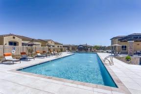 Swimming Pool With Relaxing Sundecks at Avilla Camelback Ranch, Arizona, 85037
