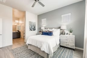 Bedroom with Private Bath  at Avilla Meadows, Arizona