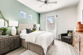 Master Bedroom at Avilla Meadows, Surprise, AZ
