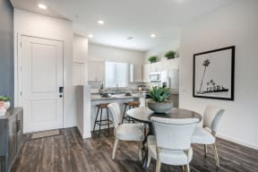 Dining Area at Avilla Enclave, Mesa, 85212
