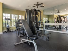 anatole apartments fitness center
