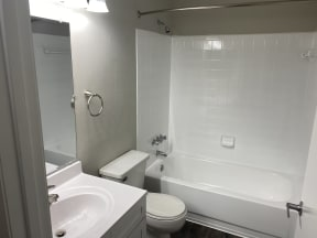 bathroom with
