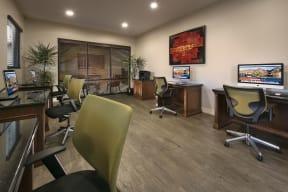 Business Center| Villas at San Dorado