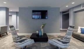 Common Area  Residences at Manchester Place