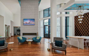 Resident club room  | District at Rosemary