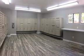 New secure mailroom