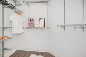 Spacious Closet at The Q Variel, Woodland Hills, CA, 91367