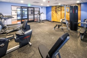 State-of-the-Art Fitness Center at Le Blanc Apartment Homes, California, 91304