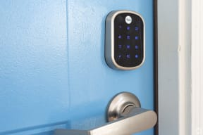 Smart Front Door Locks