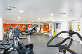 Health and Fitness Center at The Social, North Hollywood
