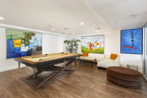 Clubhouse And Family Entertainment Area at The Social, California, 91601