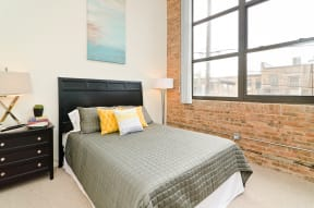 Ovaltine Court Lofts in Villa Park Apartments for Rent One and Two Bedroom
